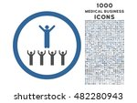 religion adepts rounded vector... | Shutterstock .eps vector #482280943