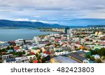 View Of Reykjavik From The Top...