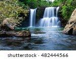 Beautiful Waterfall  Klong Chao ...