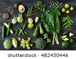 flat lay series of assorted... | Shutterstock . vector #482450446