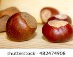 Chestnuts Versus Horse...