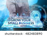 business  technology  internet... | Shutterstock . vector #482483890