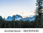 North Cascade National Park In...