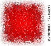 christmas background | Shutterstock .eps vector #482560969