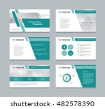 abstract page cover and page... | Shutterstock .eps vector #482578390