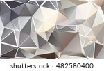 abstract pattern consisting of... | Shutterstock .eps vector #482580400