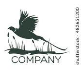 Bird Pheasant Logo