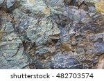 Mountain Rocks  Stones...