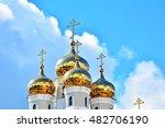 Eastern Orthodox Crosses On...