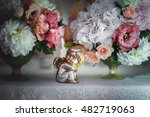 colorful flowers with the tiny... | Shutterstock . vector #482719063