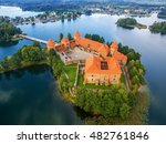 Trakai  Lithuania  Medieval...