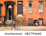 Small photo of colorful brooklyn streets