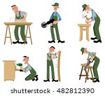 vector illustration of a...   Shutterstock .eps vector #482812390