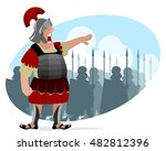 vector illustration of a... | Shutterstock .eps vector #482812396