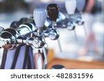 beer taps   Shutterstock . vector #482831596