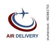 food truck logo | Shutterstock .eps vector #482881753