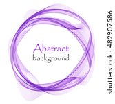 abstract background with purple ...   Shutterstock .eps vector #482907586
