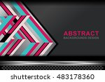 business abstract backgrounds ... | Shutterstock .eps vector #483178360