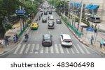 bangkok thailand   september 15 ... | Shutterstock . vector #483406498