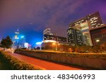 sep 14  2016   hong kong... | Shutterstock . vector #483406993