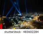 hobart  australia june 12  2014.... | Shutterstock . vector #483602284