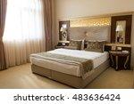 gabala  azerbaijan   circa... | Shutterstock . vector #483636424