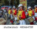 odessa  ukraine  10 september... | Shutterstock . vector #483664789