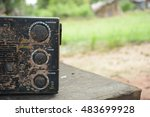 Old Transistor Radio...