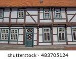 quakenbruck  germany   august... | Shutterstock . vector #483705124