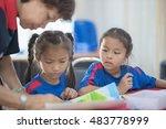 wiang chiang rung   thailand  ... | Shutterstock . vector #483778999