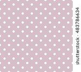 tile vector pattern with white...   Shutterstock .eps vector #483786634