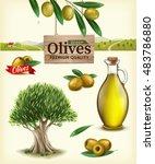 realistic vector illustration... | Shutterstock .eps vector #483786880