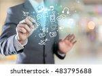 concept. | Shutterstock . vector #483795688