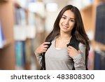 teenager. | Shutterstock . vector #483808300