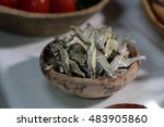 Small photo of Dried Charales fish 2