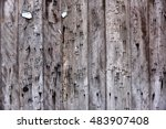 Small photo of Wood filled the ACC. wood texture