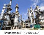 industrial plant   Shutterstock . vector #484019314