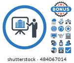 architecture presentation icon... | Shutterstock .eps vector #484067014