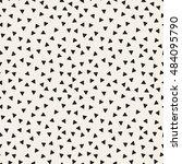 vector seamless pattern. modern ... | Shutterstock .eps vector #484095790
