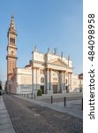 Small photo of The cathedral of Alessandria