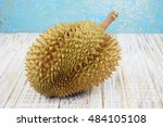 durian  | Shutterstock . vector #484105108