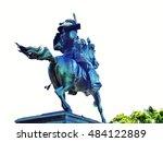 the image of kusunoki masashige.... | Shutterstock . vector #484122889