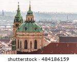 St Nicholas Church  Prague ...