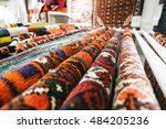 closed up of carpet texture for ... | Shutterstock . vector #484205236