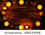 Candles  Stones For Divination...