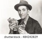 winner takes all | Shutterstock . vector #484242829