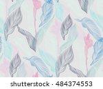 bright  rich design seamless... | Shutterstock .eps vector #484374553
