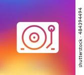 dj mixer icon vector  clip art. ...