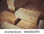 bricks | Shutterstock . vector #484406590