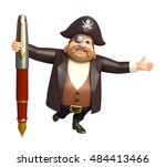3d rendered illustration of...   Shutterstock . vector #484413466